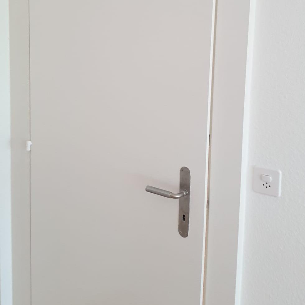 Tür-Renovation